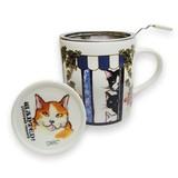 【TOPAZION CAT】ハーブマグカップ (トパゾンキャット)