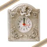 アンティーク風エンジェル置時計