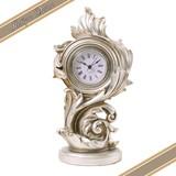 アンティーク風レリーフ置時計