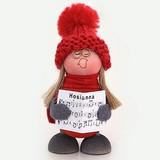 北欧生まれのかわいいオブジェ kewin トゥントゥ singing クリスマス