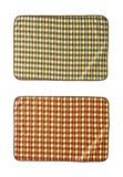 「アーガイル」フリースブランケット 2色アソート / フリース 毛布 あったかい アーガイル柄