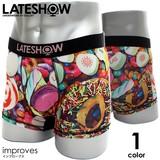 【LATESHOW】ボクサーパンツ インナー・下着・ナイトウエア メンズインナー
