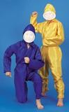 【特価SALE】カラー忍者スーツ(金)