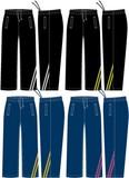 ブリスターパンツ/左裾2本ライン(110cm〜160cm)