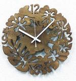シルエットクロック Silhouette Clock2 <Asian>