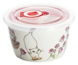 ■野の花キャット パック小鉢【小】(φ10.7cm)
