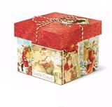 パンチスタジオ クリスマス ミニトリンケットBOX <サンタ>