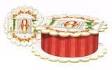 パンチスタジオ クリスマス ダイカットギフトBOX <JOY>