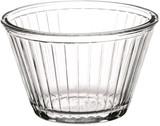 スタッキング可能 【PASABACHE】ガラス プディング キャラメルカップ