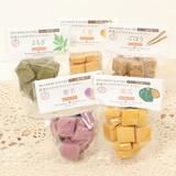 野菜のマクロビオティッククッキーセット(ブロック5種)