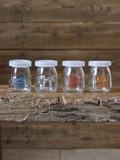 【ガラス容器】ヨーグルト&プリン瓶セット