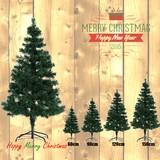 【直送可】【クリスマス】【LED】オプティックツリーグリーン60cm・90cm・120cm・150cm