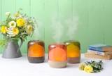 潤い灯る、香り漂う、洗練された空間が広がるアロマティックミスト