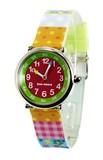 【入園・入学祝ギフトに☆子供用腕時計】コフレ・ボヌール バタフライ ★3歳〜11歳ぐらいまで