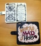 【クラシック本・MAD】手帳型iPhone6・6s・5ケース【パッケージ有】