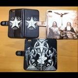 【呪・悪魔・宗教】手帳型iPhone6・6s・5ケース【パッケージ有】