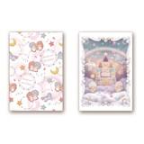 【キキ&ララ×KUNIKA】ポストカード