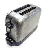 【レトロなトースター型の貯金箱】レトロコインバンク