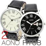 AONO メンズ 腕時計 RT08