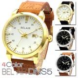 【ビッグフェイス】 BEL AIR メンズ 腕時計 DNS5