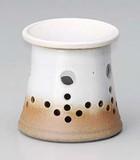 茶香炉 白 [日本製]