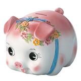 【先行予約】【ピギーバンク】豚 貯金箱