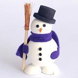 北欧生まれのかわいいオブジェ kewin トゥントゥ Snowman スノーマン クリスマス
