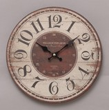 オールドルック ウォールクロック WILLIAM【時計】