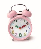 Pencil Clock Pink Clock/Watch