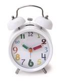 ペンシルベルクロック ホワイト【時計】