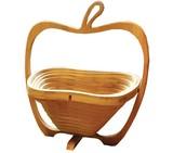 組み立て簡単【アップル型】フルーツバスケット  値下げしました。