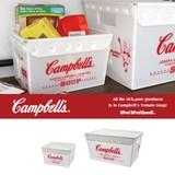 【即納可能】Campbell's ポストボックス (S)/(L)【デイリー】【定番】【収納】【ギフトショー秋2016】