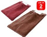 【直送可】【送料無料】遠赤綿入りあったか寝袋タイプボリューム敷パッド
