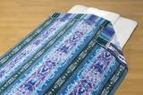 【直送可】【送料無料】今治産ベロアタッチボリュームタオルケット(ベルサイユ)日本製