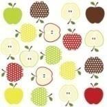 Paw Decor Collection ペーパーナプキン りんご