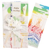 Gift Money Envelope Hand Towel Seven Deities Of Good Luck WAFUKA New Year