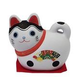 ペーパークレイ エコ貯金箱 キャット 招き猫