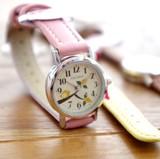 【キュートな腕時計♪】コトリ腕時計 カラー