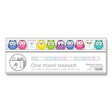 ONE POINT MARKER 751044 フクロウマーカー