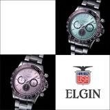 エルジン EGクロノグラフ EG-002-GR / EG-002-P