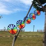 5連スピナー「5ウィールライン」  /ウィンドスピナー 風車