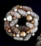 <<クリスマスリース>>☆■2015X'mas■ Treasure Wreath S