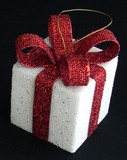 <<クリスマスリース>>☆■2015X'mas■ GIFT Box Ornament M(Red)