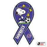 スヌーピー × Jリーグ コラボ リボンマグネット J1 クラブチーム /オフィシャル サッカー 応援 グッズ