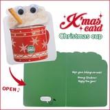 【アントレックス】可愛いクリスマスカード沢山♪【MGCカード(オシャベリクリスマスカップ)】