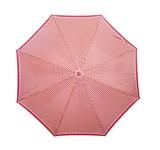 【フェリア・マーレ】婦人用雨傘 ギンガムチェック