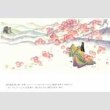【源氏物語 葉書】第5帖/若紫(わかむらさき)