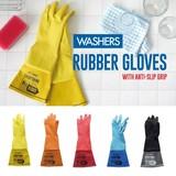 【即納可能】WASHERS ラバーグローブ【キッチン】【お掃除】【DIY】