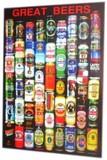 ☆再入荷☆世界のビールがズラリ!超イイ雰囲気です♪【ビアウッドボード カンタイプ】