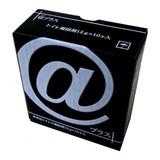 京阪紙工 日本製 Japan ダンボール製の簡易トイレ 「@(アット) トイレ」専用 凝固剤 12g×10個入り